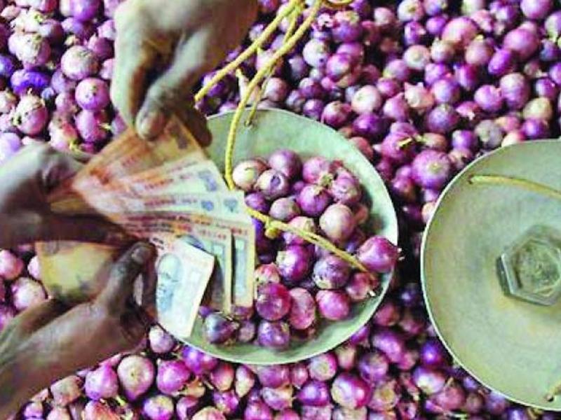 Onions Price in Gujarat: सरकार ने चेताया, प्याज की कालाबाजारी की तो खैर नहीं