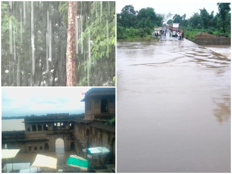 Madhya Pradesh Weather Alert : अगले 48 घंटे प्रदेश पर पड़ सकते हैं भारी, जारी हुआ ऑरेंज अलर्ट