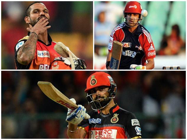 IPL 2018 : इन भारतीय बल्लेबाजों के सिर सज सकता है ऑरेंज कैप का ताज