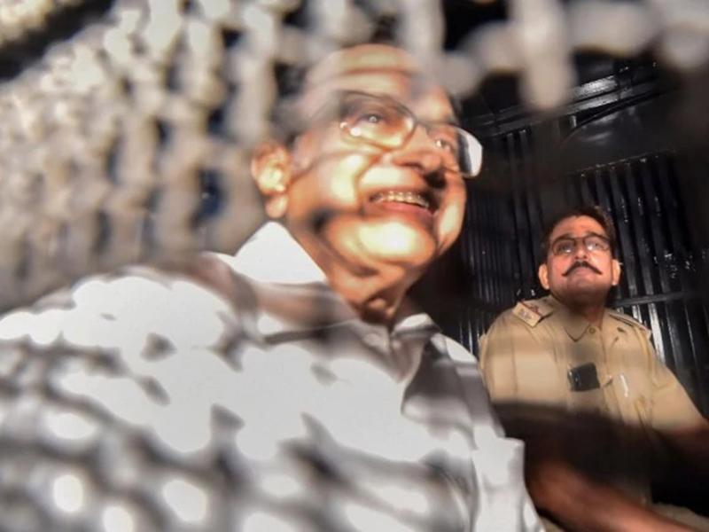 P. Chidambaram in Tihar jail: तिहाड़ जेल में बंद चिदंबरम की भी थी चंद्रयान-2 पर नजर