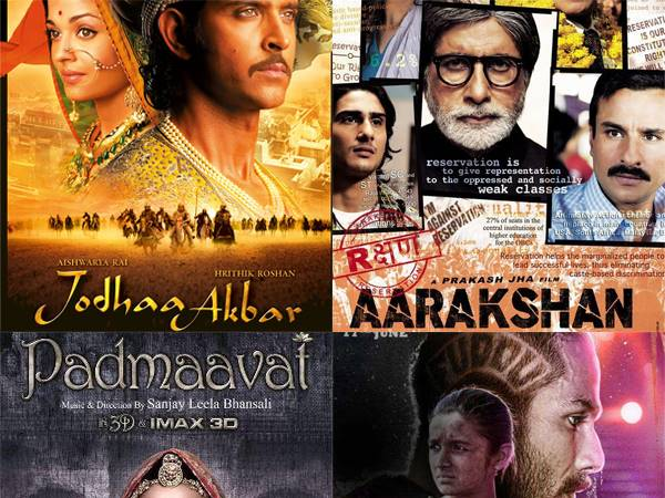 सुप्रीम कोर्ट ने दिया दखल तो ही रिलीज हो पाईं ये विवादित फिल्में