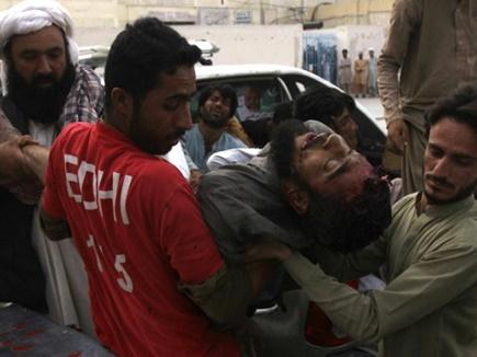 पाकिस्तान में आत्मघाती हमले में चुनाव उम्मीदवार की मौत
