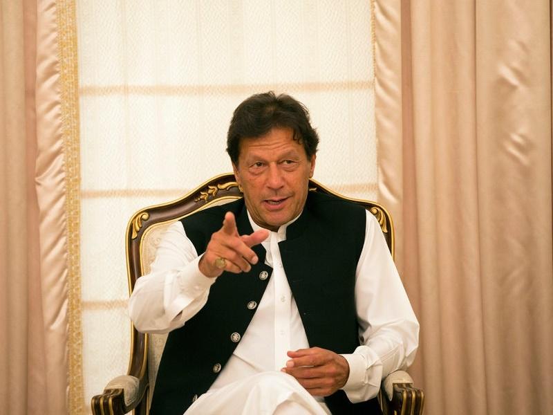Kashmir Issue : इमरान खान ने कहा अब भारत से नहीं होगी कोई बातचीत