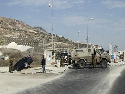 palestine latest violence row 22 11 2015