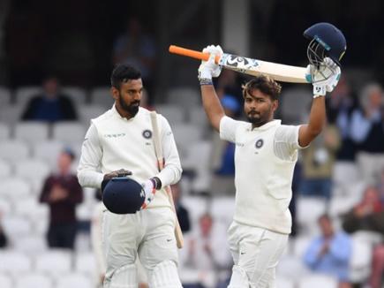 टीम इंडिया की हार के बावजूद पंत और राहुल ने बनाए कई रिकॉर्ड्स