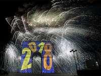 दुनिया ने कुछ इस तरह किया नए साल का स्वागत और मनाया जश्न
