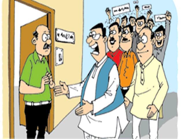 Gwalior Lok sabha Election : भूखे पेट नेताजी के प्रचार में दौड़ रहे कार्यकर्ता