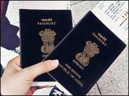 अब दो रंगों में आएंगे पासपोर्ट, नहीं कर सकेंगे एड्रेस प्रूफ की तरह उपयोग