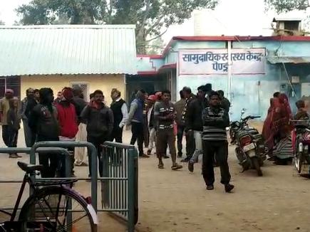 बिलासपुर में तेज रफ्तार का कहर : दीवार से टकराई बाइक, दो की मौत