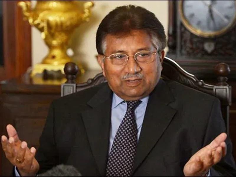 आतंकवाद के आरोप खत्म करने की मुशर्रफ की याचिका कोर्ट ने की खारिज