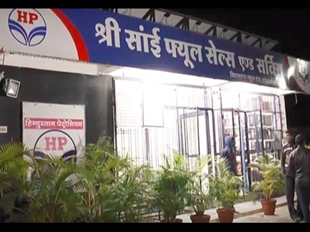 VIDEO : इंदौर में हथियारबंद बदमाशों ने 3 स्थानों पर डाली डकैती