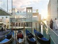 दुबई में जाकर हो सकता है भ्रम, नदियों के शहर वेनिस तो नहीं आ गए आप
