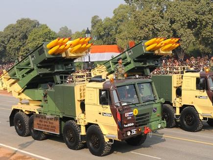 pinaka missile