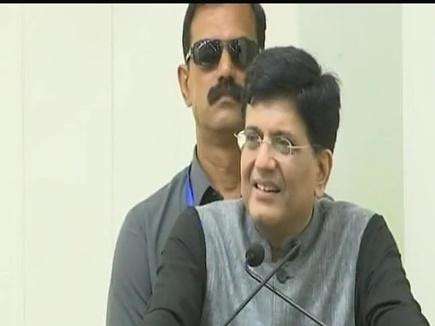 Image result for रेल मंत्री पीयूष गोयल ने की घोषणा, आरपीएफ में महिलाओं को मिलेगा 50 फीसदी आरक्षण