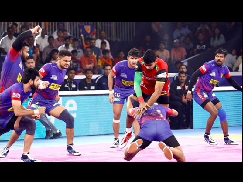 Pro Kabaddi League 2019: दबंग दिल्ली और बंगाल वॉरियर्स में खिताबी जंग