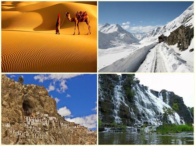 भारत के इन खूबसूरत पर्यटन स्थलों पर जाने के पहले 100 बार सोचेंगे आप