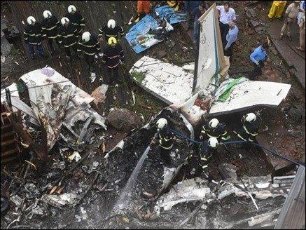मुंबई विमान हादसाः लंच ब्रेक ना होता तो जाती कई जानें