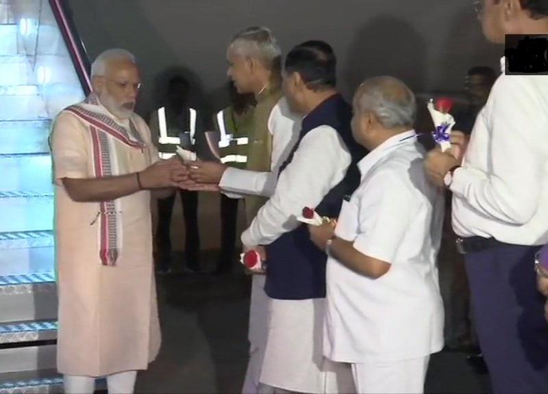 PM Modi's Birthday : मोदी पहुंचे अहमदाबाद, मंगलवार को ऐसे मनाएंगे जन्मदिन