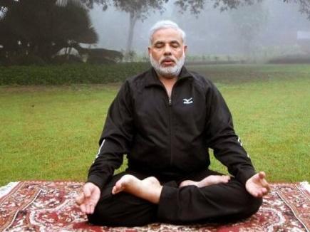 pm modi yoga day 20 06 2017