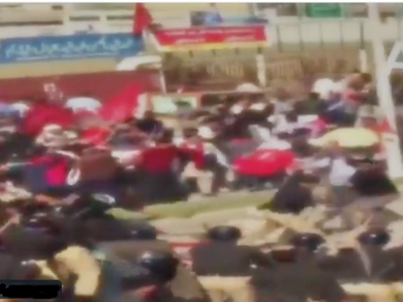 VIDEO : POK में रैली के दौरान राजनीतिक दलों पर लाठीचार्ज, 2 की मौत