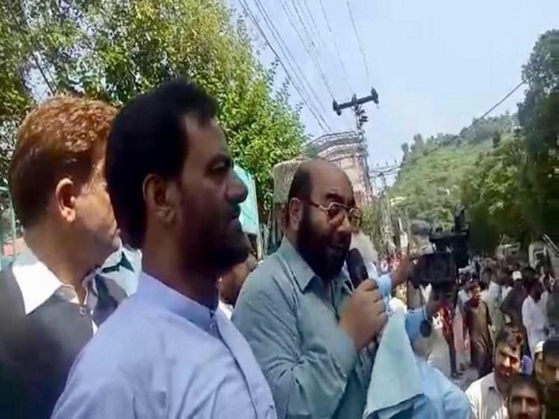PoK में आतंकी संगठनों ने भारत के खिलाफ उगला जहर, कश्मीर में 'जिहाद' की दी धमकी