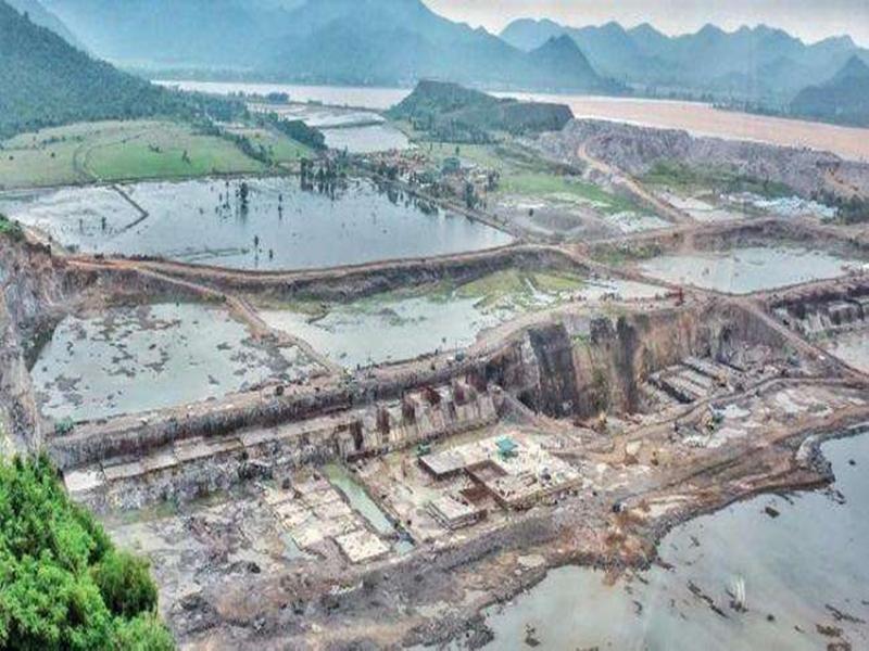 Polavaram project : पोलावरम परियोजना से छत्तीसगढ़ में 382 मकानों के साथ 68 हजार पेड़ों की होगी जल समाधि