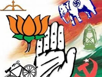 political parties in india 14 03 2018