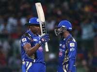मुंबई की आरसीबी पर यादगार जीत