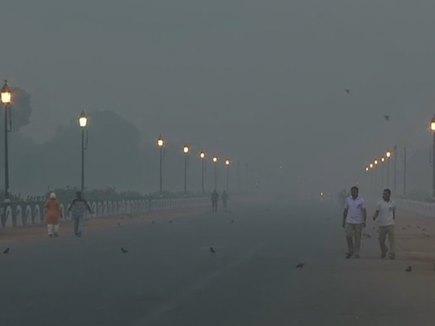 दिल्ली : सांसों में घुली सीजन की सबसे जहरीली हवा