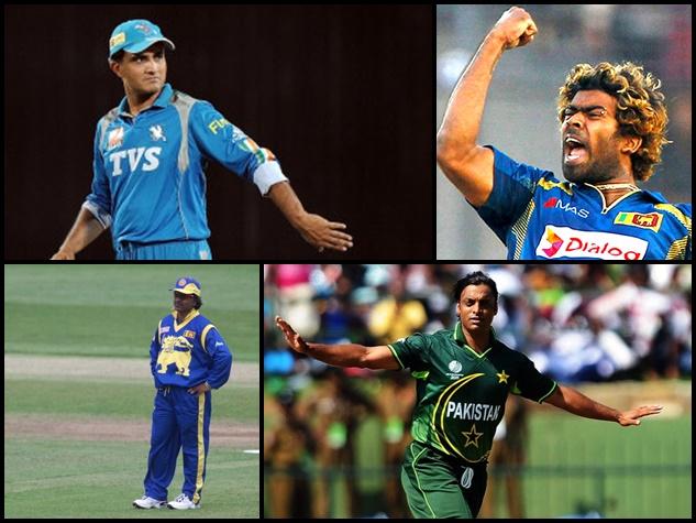 फील्डिंग में फेल रहे हैं ये महान क्रिकेटर्स, देखें तस्वीरें