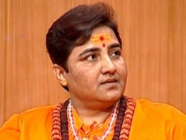 Sadhvi Pragya Singh Thakur का एक और विवादित बयान, कहा - अयोध्या में विवादित ढांचा मैंने तोड़ा, इसका मुझे गर्व है