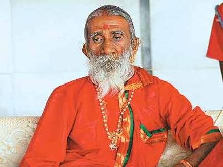 Holy Man Prahlad Jani hasnt eaten in over 75 years and its been ...