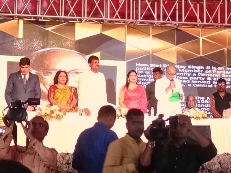 कॉलेज के आयोजन से प्रेमचंद गुड्डू की कांग्रेस में वापसी के आसार