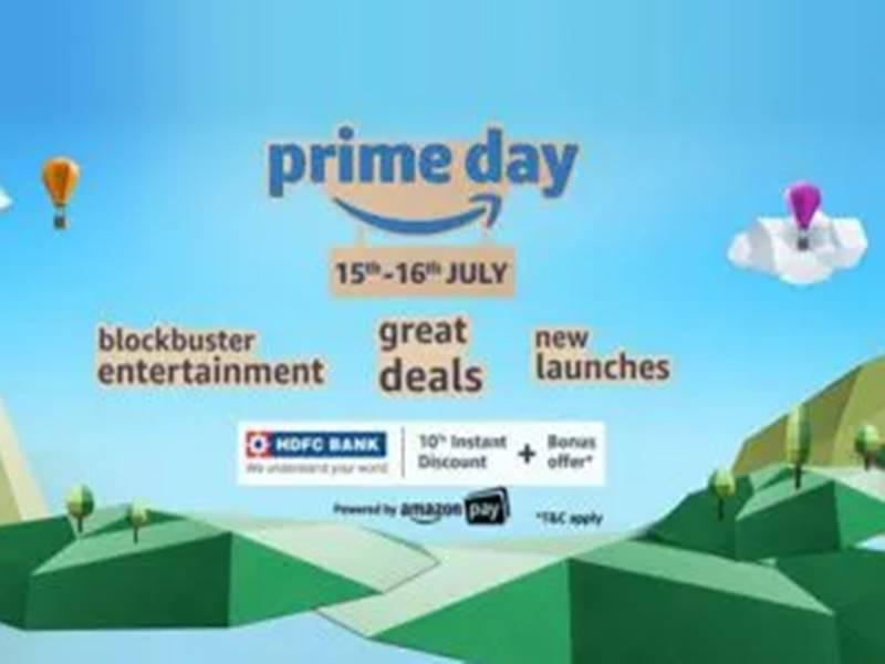 Amazon Prime Day Sale 2019 : मोबाइल, स्मार्ट गैजेट्स पर मिलेंगे ढेर सारे ऑफर्स, स्टूडेंट्स को यूं मिलेगा 50% डिस्काउंट