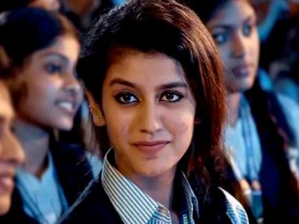 प्रिया प्रकाश की बढ़ी मुश्किल, भावनाएं आहत करने के आरोप में शिकायत दर्ज
