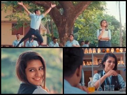 VIDEO: प्रिया प्रकाश की फिल्म के नए गाने का टीजर रिलीज