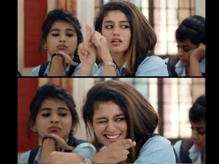 प्रिया प्रकाश का आया दूसरा ट्रेंडिंग वीडियो, लोगों ने कहा 'कातिलाना अंदाज'