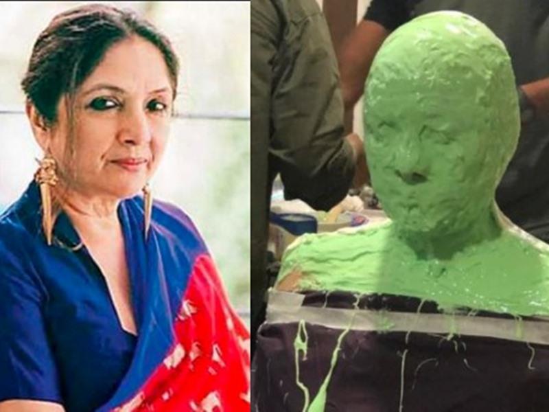 Neena Gupta ने ऐसे फोटोज शेयर किए, तो ऑनस्क्रीन पति ने की तारीफ
