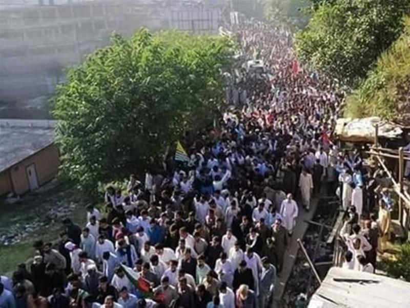 पाकिस्तान के खिलाफ PoK में उठी आजादी की मांग, पुलिस ने 22 लोगों को किया गिरफ्तार