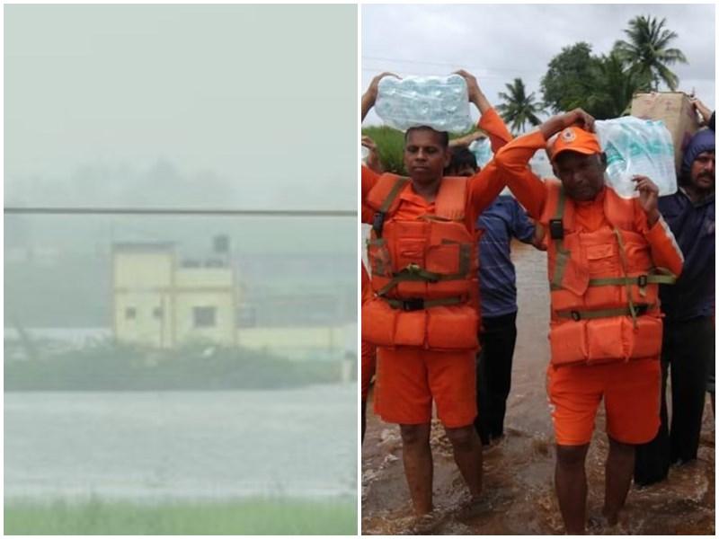Maharasthra Flood: महाराष्ट्र में भारी बारिश का तांडव, पुणे संभाग में अब तक 43 की मौत