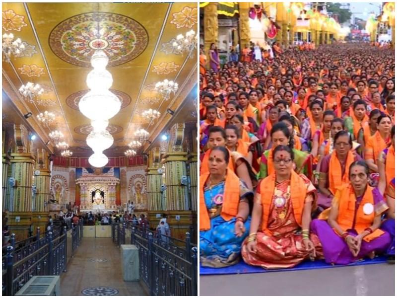 Happy Ganesh Chaturthi 2019: पुणे के दगडु सेठ मंदिर में 25 हजार महिलाओं ने किया 'अथर्वशीर्ष' का पाठ