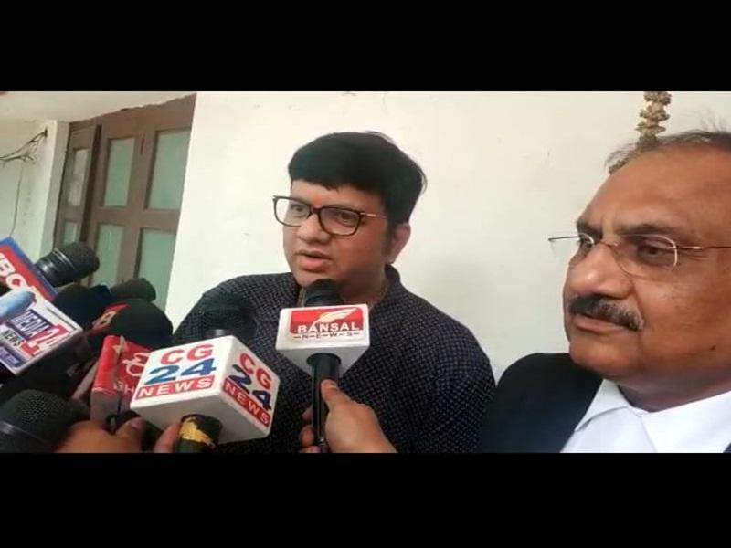 Antagarh Tap Case : थाने पहुंचे डॉ. पुनीत गुप्ता ने नहीं दिया वाइस सैंपल