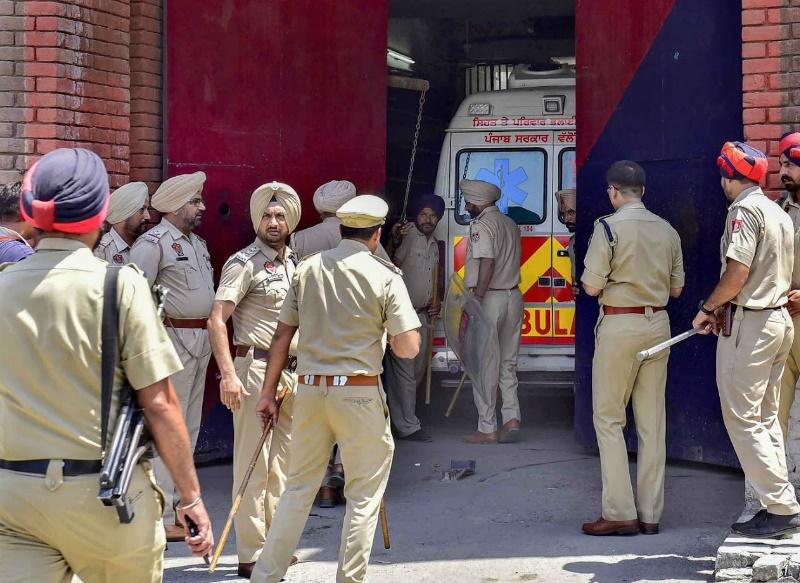 Taran Taran Blast : गिरफ्तार किए गए सातों आरोपितों ने माना निशाने पर था नूरमहल का डेरा