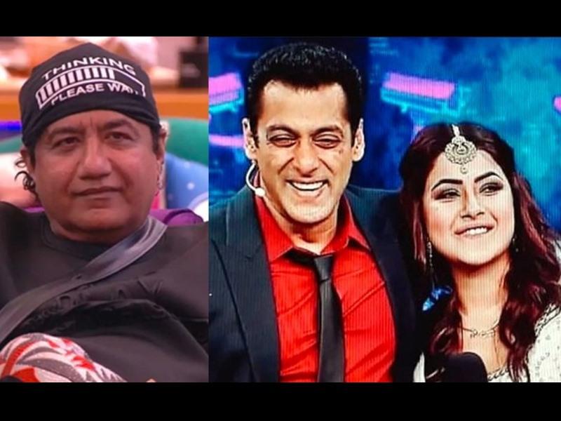 Bigg Boss 13: Abu Malik का दावा, 'पंजाब की कटरीना' को लेकर पक्षपात करते हैं Salman