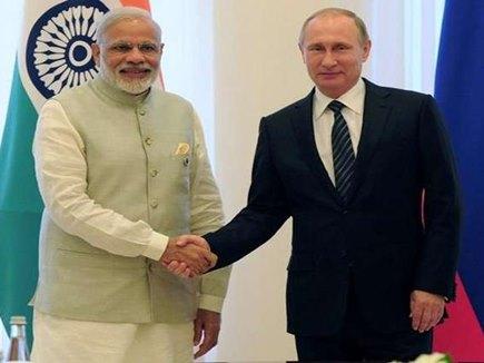 पुतिन आज से दो दिवसीय भारत दौरे पर, S-400 डील पर लग सकती है मुहर