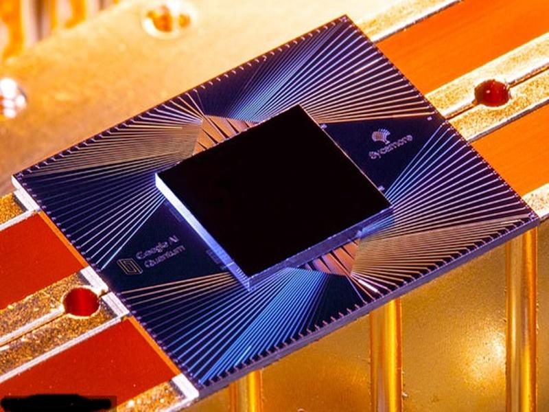 गूगल ने बनाया Quantum Computer, सुपर कम्प्यूटर से है लाखों गुना तेज