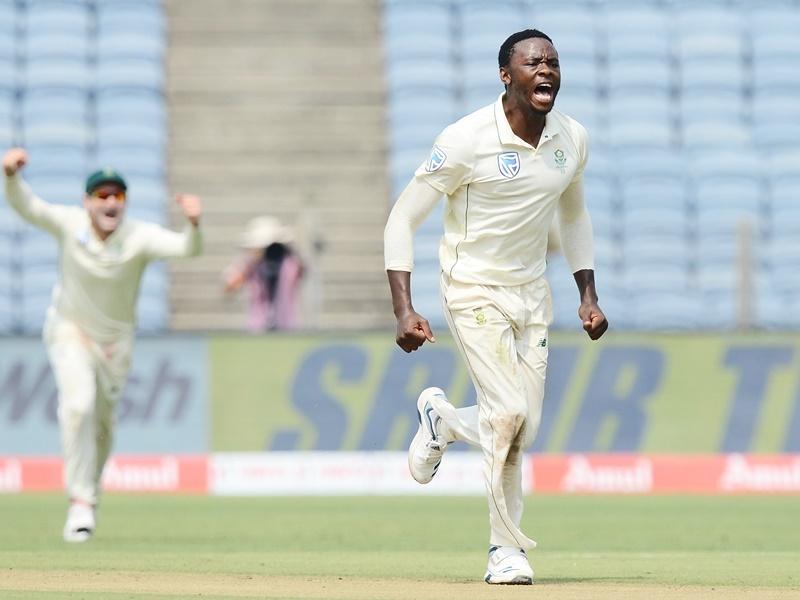 Ind vs SA 2nd test highlights: रबाडा ने स्लेजिंग की कोशिश की, पुजारा ने ऐसे दिया जवाब