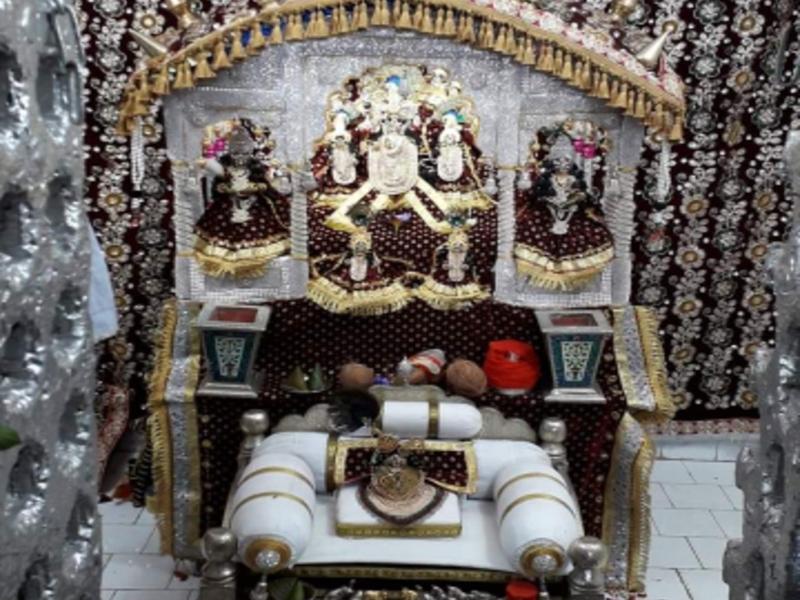 Radhashtami 2019 : साल में सिर्फ इसी दिन खुलता है ये मंदिर, बाकी वक्त होती है गुप्त सेवा