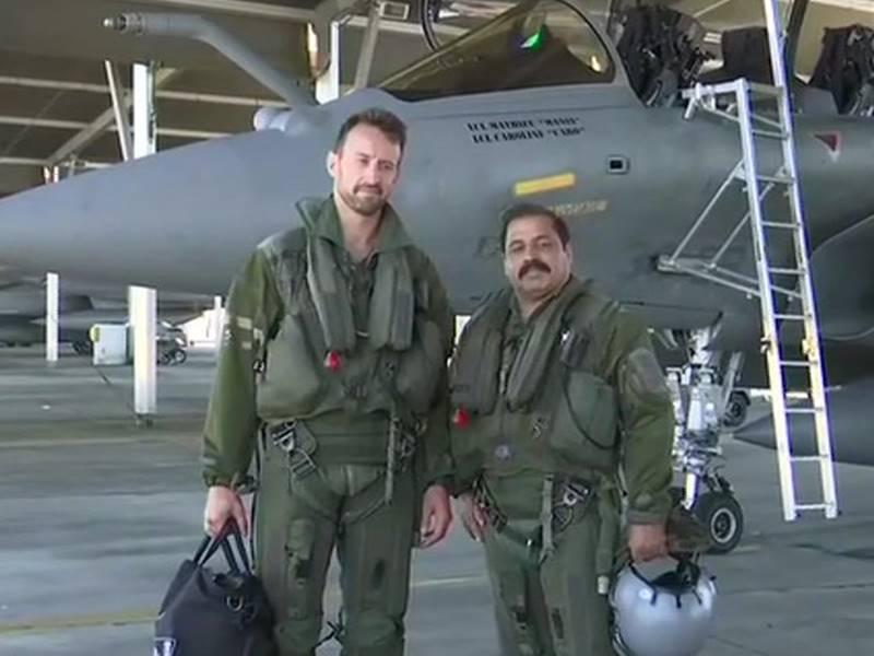 राफेल और सुखोई का मेल दुश्मनों पर बरपाएगा कहर : IAF Vice Chief Air Marshal