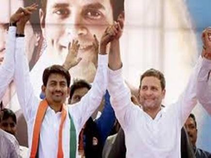 उत्तर भारतीयों पर हमले को लेकर राहुल गांधी ने की अल्पेश ठाकोर से बात